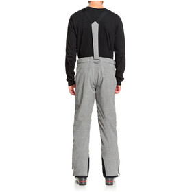 Quiksilver Boundry Plus Snowboardhose Herren heather grey